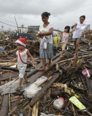 The media's focus remains on such ruined cities such as Tacloban and Cebu. Other areas are being forgotten in the rush.
