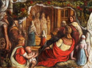 The Feast of the Presentation of Mary is celebrated in both the Eastern and Western Churches. It recalls the day in the life of the Jewish girl named Mary (Maryam) when her parents, Joachim and Anne, presented her to the Lord in the temple and dedicated her life to Him.