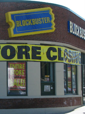 Putting many mom-and-pop stores out of business, the stores generally catered to a 'blockbuster mentality.' Hit releases filled shelves by the dozens, but independent and foreign-language films could be hard to come by.