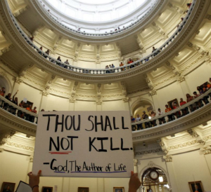 The Texas law could become a model for the rest of the nation.