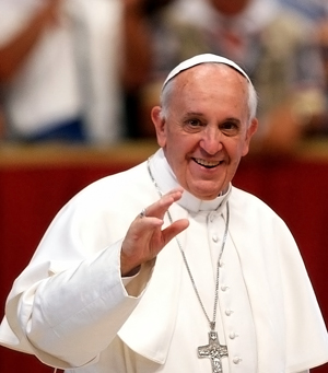 Pope Francis has been noted for his humility, his concern for the poor, and his commitment to dialogue as a way to build bridges between people of all backgrounds, beliefs, and faiths.