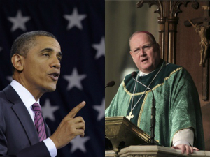 The war between Obama and the Church continues. The outcome is certain.