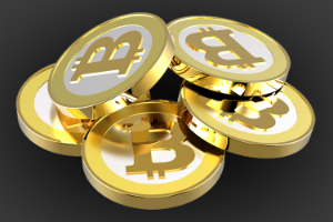Bitcoin is a newly-popular universal currency, entirely unregulated by governments or banks.