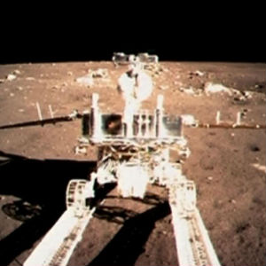 China is only third country to complete a lunar rover mission.