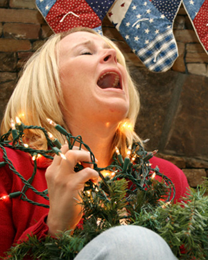 Are the Christmas holidays stressing you out?