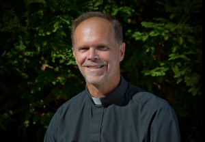 Fr. Steve Peterson came to serve God after an epic adventure that included breathtaking experiences and genuine danger.