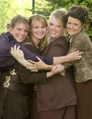 The recent 91-page decision comes nearly two years ago after being filed by Kody Brown, a Utah resident and his four sister wives -- Meri, Janelle, Christine, and Robyn. The group has 17 children, and has been the subject of the TLC cable television 'Sister's Wives' program.