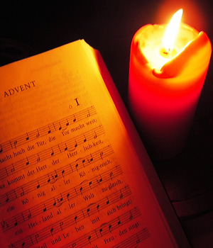 Advent is a re-acquaintance each year with the hopeful nature of our faith.