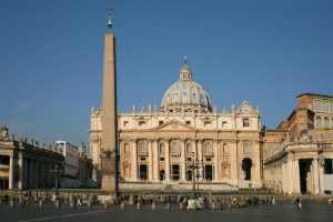 The Vatican has more pressing concerns than the move of the U.S. mission.