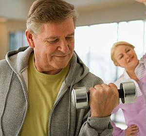 Funded by the Medical Research Council, the Alzheimer's Society and the British Heart Foundation, the study followed four of these had a 60 percent decline in dementia and cognitive decline rates. Exercise named as the strongest mitigating factor.
