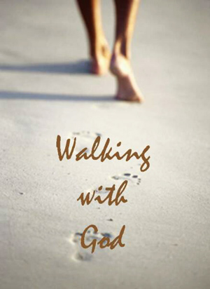 Prayer inspires us  in our walk with Jesus Christ each day