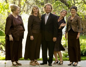This lawsuit was brought by Kody Brown of the TLC channel's series 'Sister Wives' and four of his actual sister wives. He was represented by Law Professor Jonathan Turley, the J.B. and Maurice Shapiro Professor of Public Interest Law at George Washington Law School in Washington, DC of George Washington University.