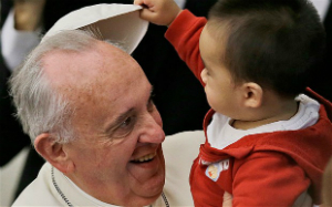 Pope Francis continues to defy all attempts by secularists to co-opt him into their movements.