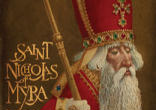 Image of St. Nicholas is the patron saint of children, Russia, Greece, Sicily, sailors, prisoners, bakers, and pawnbrokers.