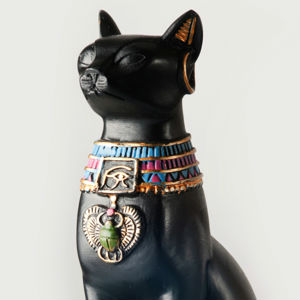 There had been hard scientific evidence that cats were first domesticated in ancient Egypt, where they were kept some 4,000 years ago.