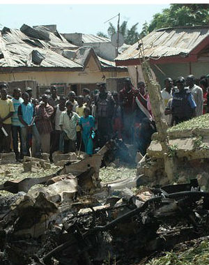 Nigeria follows Syria in the number of those persecuted for their Christian beliefs. Christian churches are routinely bombed and terrorized by members of the Boko Haram sect.