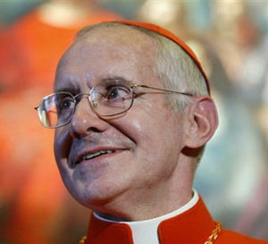 The only remaining cardinal following the major shakeup is Cardinal Jean-Louis Tauran, head of the Pontifical Council for Interreligious Dialogue.
