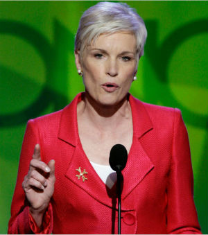 Cecile Richards, President of the Planned Parenthood Federation of America and Planned Parenthood Action Fund.