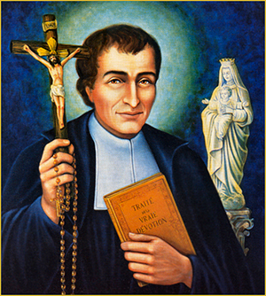St. Louis de Montfort's method of devotion is known as 'Total Consecration to Jesus through Mary