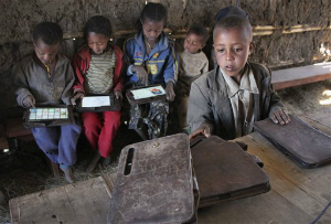 Following successful test programs, Catholic Team Global intends to equip children with quality learning tools (XO Tablets) in the years ahead.