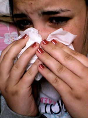 Thirty-five states are battling widespread flu activity, up from 25 last week.