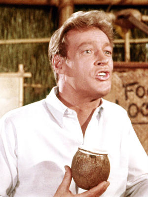 As actor Russell Johnson would say frequently in later interviews, although the Professor on 'Gilligan's Island' could build a shortwave radio out of a coconut shell, he couldn't figure out how to patch a hole in a boat hull.