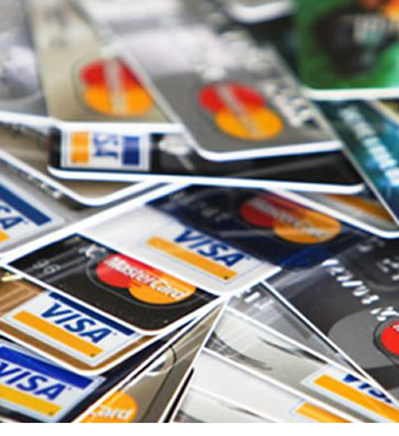 Any one can be a victim of credit card fraud.