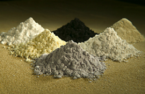 Rare earth metals are in high demand for electronics and weapon systems around the world.