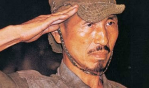 Hiroo Onoda refused to believe his country had surrendered and the war ended until 1979.