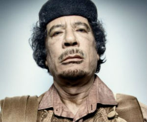 Khadafi's heritage will long be felt in the hundreds, possibly thousands of teenage girls who were beaten, raped and forced to become his sex slaves.