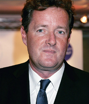 Piers Morgan will be quitting his show after falling in ratings.