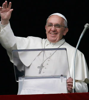 'We are called to reconcile with our brothers prior to showing our devotion to the Lord in prayer,' Pope Francis said.