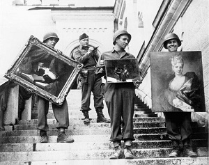 The National World War II Museum in New Orleans announced Jan. 23 that the Monuments Men will have their own gallery in 2016.