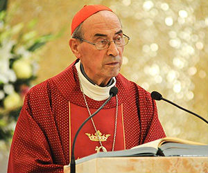 Following a statement of apology to the victims of Father Degollado in addition to the adoption of a new constitution and the election of new officers, 'The Legionaries have been reconciled with themselves, with their history, with the world and with the church,' De Paolis said in a homily this week.