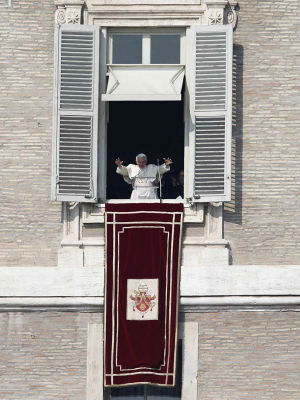 Pope Francis said that the year 2015 will be dedicated in a special way to religious life.