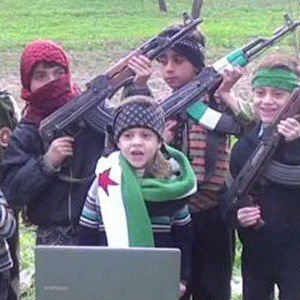 Armed opposition groups have recruited and used children in support roles and for combat, according to the United Nations.