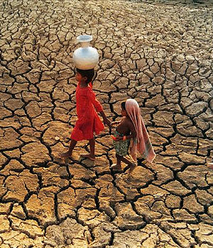 Some regions - to use a favored agricultural cliché, such as the Middle East, North Africa and South Asia are all projected to experience water shortages over the coming years because of decades of bad management and overuse.