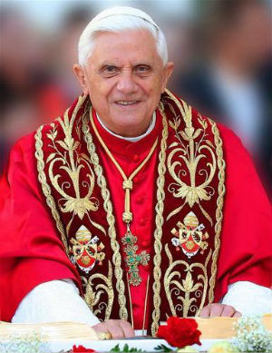 Benedict XVI's retirement officially went into effect on Feb. 28, 2013 when he traveled to the Vatican's summer residence at Castel Gandolfo, and later moved into his permanent residence in the Vatican's monastery 'Mater Ecclesiae,' which lies just west of St. Peter's Basilica.