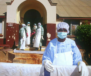 Ebola was first detected in Guinea in early February. It took health authorities nearly six weeks to identify it, allowing the virus to spread. Ebola has an incubation period of up to three weeks.