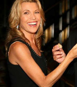 Vanna White, the studio audience and viewers at home were stunned.