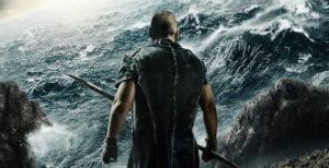 The movie 'Noah' opens today.