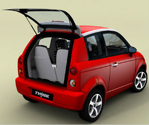 Por Electric Vehicles In Norway Include The Think Pictured And Buddy Which Are Both