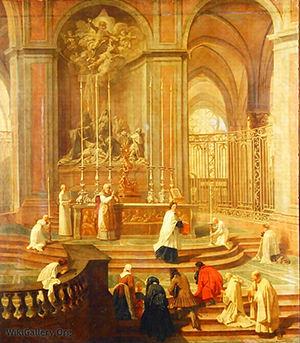 The Mass is the most beautiful act of worship of Almighty God and a precious treasure of our Catholic Church.