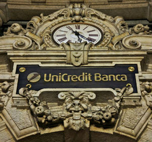 The company is to create an internal 'bad bank' to manage a further 87 billion Euros of bad and risky loans, which will be reduced to 33 billion Euros in the next five years.
