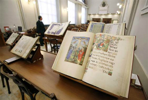 The works in the Vatican Library will soon be made widely available in digital form.
