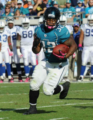 Maurice Jones-Drew is just one potential running back for the Steelers, they are also looking at LaGarette Blounts.