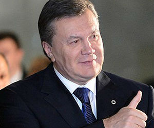 President Viktor Yanukovych fled the country after sealing a pact with the domestic opposition, along with the foreign ministers of France, Germany and Poland that called for early elections and the weakening of presidential powers