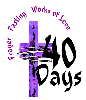 Lent is a special time of prayer, penance, sacrifice and good works in preparation of the celebration of Easter.