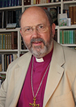 Image of N.T. Wright, one of the world's leading Bible scholar.