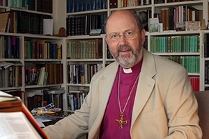 N.T. Wright, one of the world's leading Bible scholar.